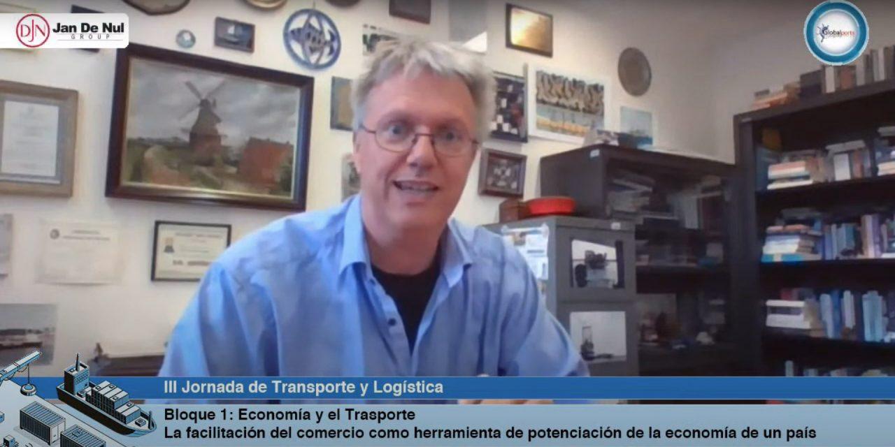 Jan Homann: A mayor digitalización, menos casos de corrupción