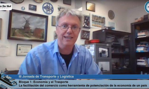 Jan HoFFmann: A mayor digitalización, menos casos de corrupción