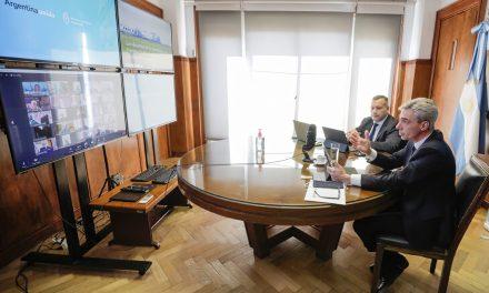 Meoni en la Fundación mediterránea: el transporte tiene que ser visto desde una mirada integral y federal