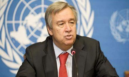 """Secretario general de la ONU: """"Es imperativo que reconstruyamos el sector turístico de una manera segura, equitativa y respetuosa con el clima"""""""