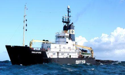 Svitzer adquirió las acciones restantes en su sociedad con meridian maritime