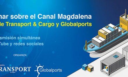 Hoy Webinar: El canal Magdalena y su visión geopolítica 18 horas