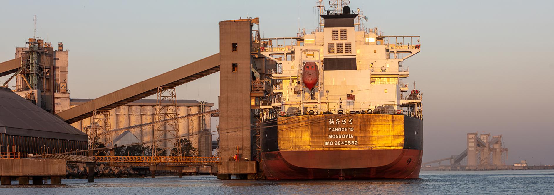 Sigue el crecimiento operativo en el puerto de Bahía Blanca