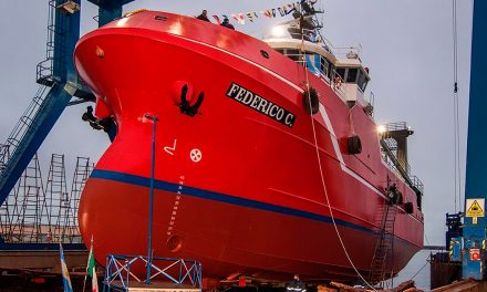 La pandemia no frena a los industriales navales