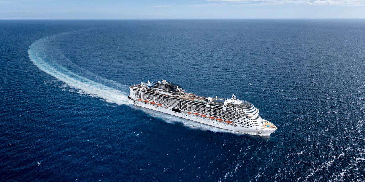 MSC Cruceros retoma sus operaciones en el mediterráneo