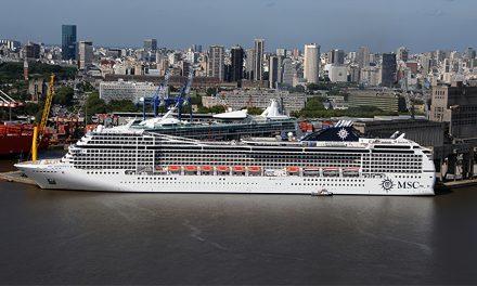 MSC Cruceros anunció la temporada para Sudamerica y destinos internacionales 2020/2021