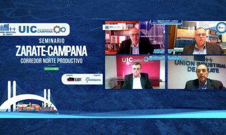Finaliza encuentro de empresarios y analistas en el Seminario Zárate Campana
