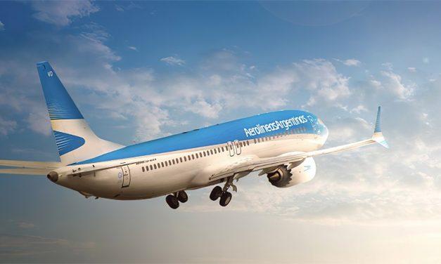 Aerolíneas Argentinas volará entre Mendoza y Santiago de Chile a partir del 25 de septiembre