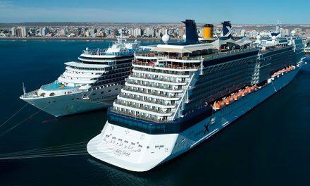 Costa Cruceros suspendió toda su temporada en Sudamérica