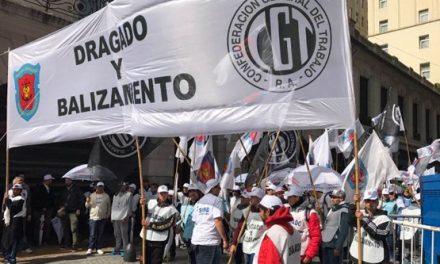 Dragado estatal: reclaman mejoras en las condiciones de trabajo