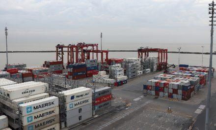 Creció un 5,6% la carga exportada desde Puerto Buenos Aires