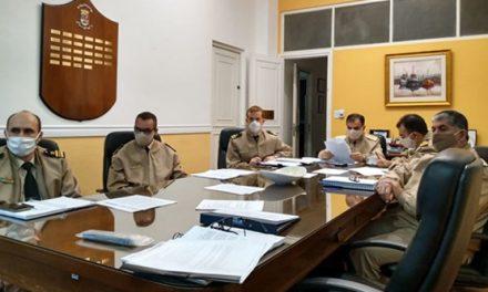 Prefectura participó de una videoconferencia por el Estado Rector del Puerto