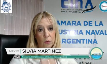 Silvia Martínez: Argentina podría tener la flota de bandera nacional más económica y ecológica de la región