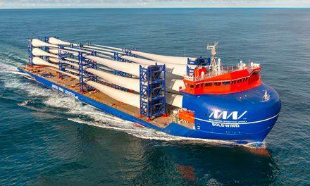 UHL busca suplir la inminente escasez de buques eólicos marinos
