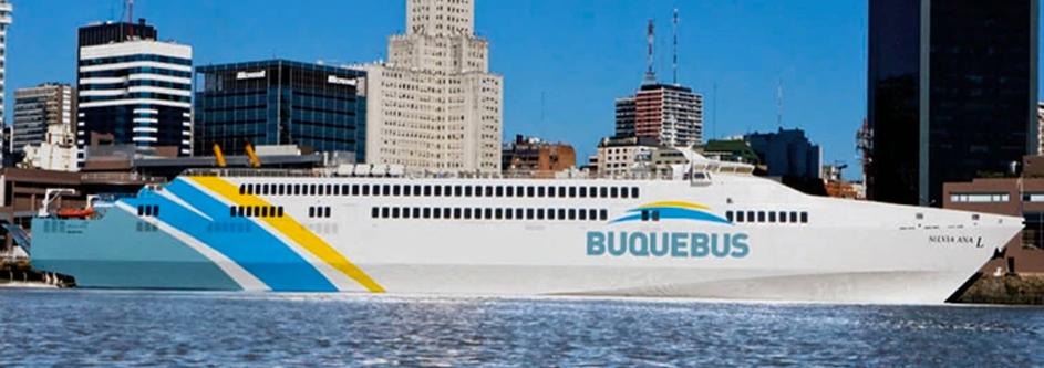 Buquebus pidió un procedimiento preventivo de crisis para suspender a todo su personal