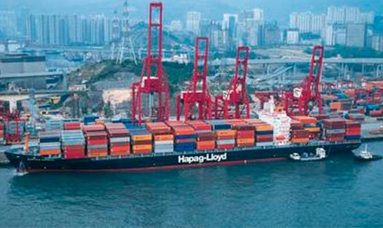 La naviera Hapag-Lloyd hará recortes para compensar las pérdidas por coronavirus