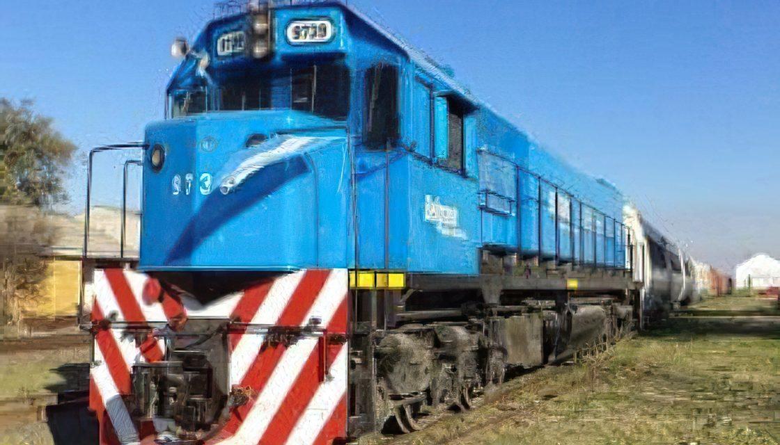 Crece el volumen de carga por ferrocarril