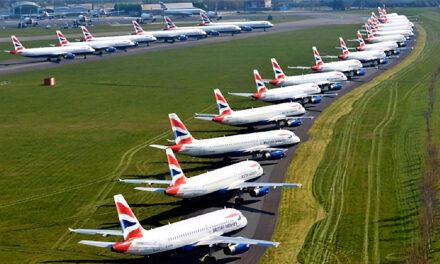Elaboran protocolos para reanudar los vuelos en todo el mundo