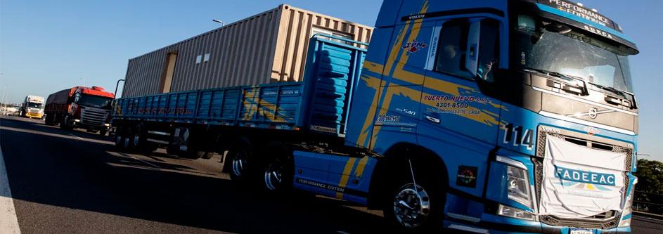Los costos del transporte de cargas se aceleran para el último trimestre