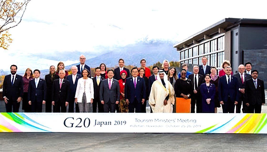 líderes del G20 se comprometen a intensificar esfuerzos para una recuperación  del turismo