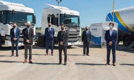 Junto a Galileo, Buquebus apuesta al transporte sustentable
