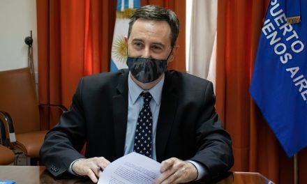 Puerto Buenos Aires Firmó un acuerdo de capacitación con la Facultad de Ciencias Económicas de la UBA