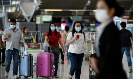 El turismo internacional cae un 70%