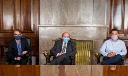 Nación y autoridades de YPF se reunieron con la Federación de Cámaras de Energía de Neuquén