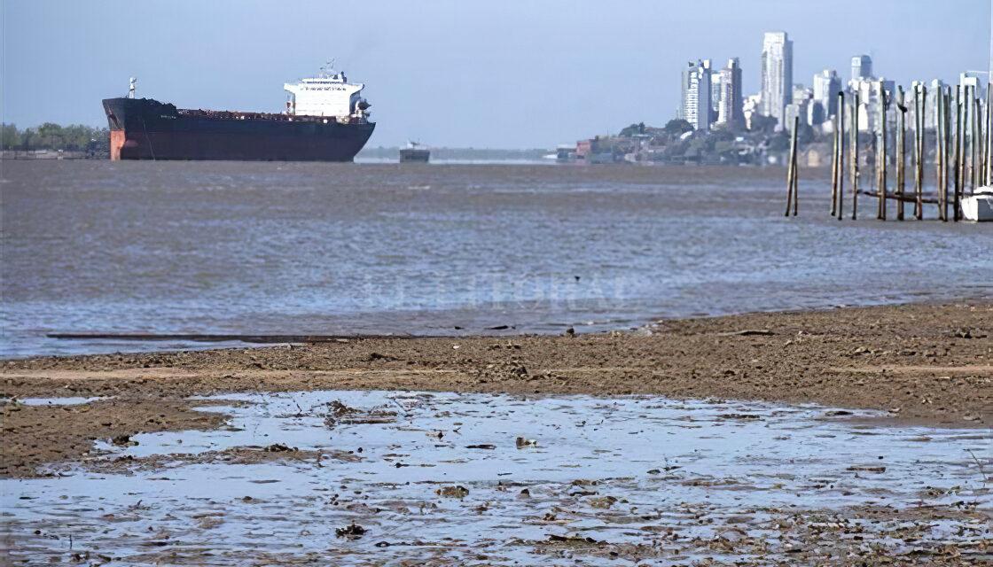 El río Paraná repunta en altura y trae alivio a distintos sectores
