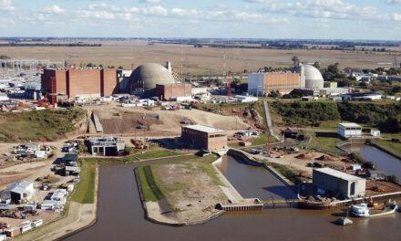 Las centrales nucleares alcanzaron un récord histórico de generación anual de energía
