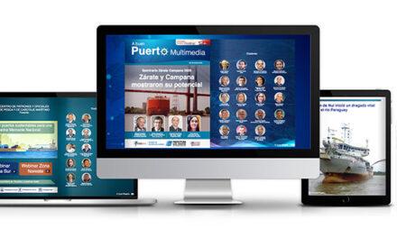 Revista Multimedia A Buen Puerto -edición de octubre disponible en línea
