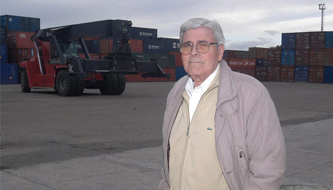 Murió José Egidio Conte, pionero de la autonomía del puerto de Bahia Blanca