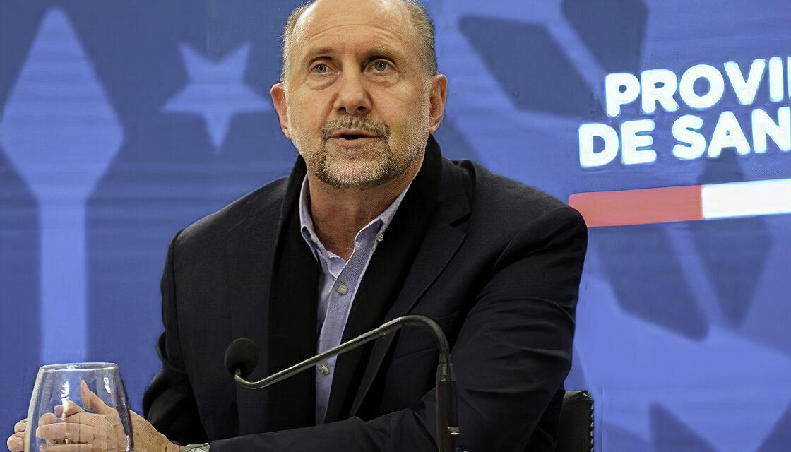 Perotti: «trabajaremos fuerte por la hidrovía y el desarrollo del ferrocarril»