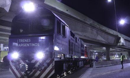 Puerto Buenos Aires asistió a Trenes Argentinos Cargas