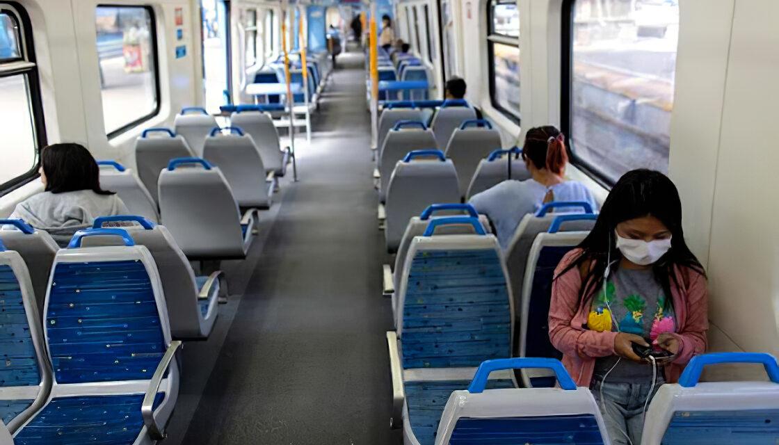 Jueves 28 de mayo: se mantuvo en un 24% el promedio de circulación de pasajeros en el transporte público