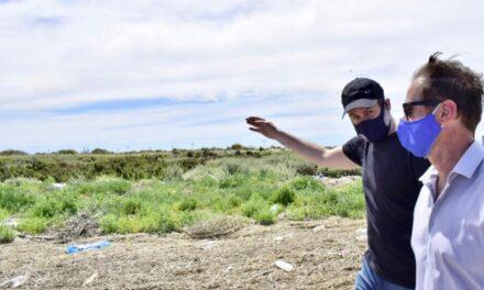 El Puerto de Bahia Blanca impulsará una campaña de limpieza de la desembocadura del arroyo Napostá
