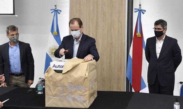 Puerto de Ibicuy: se abrieron los sobres para las obras energéticas y de conectividad