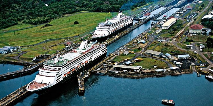 Canal de Panamá mediante un comunicado explica lo que implicó mantenerse en funcionamiento durante la pandemia