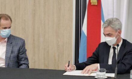 Meoni anunció obras necesarias en Entre Ríos que beneficiarán a puertos y al transporte de pasajeros y cargas