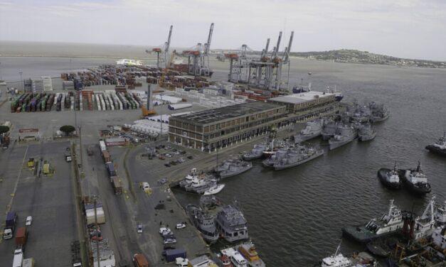 Uruguay:  Empresa que posee la terminal de cargas en el puerto  de Montevideo plantea deberes para recuperar terreno