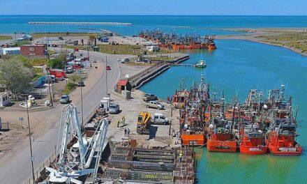 Firman de convenio para el dragado del Puerto de Rawson