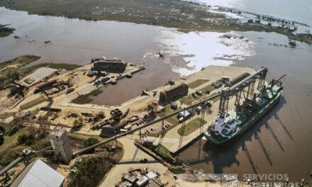 Anuncian obras para el puerto de San Pedro