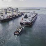 Los puertos de la Provincia mantuvieron el volumen de carga movilizada respecto al año anterior