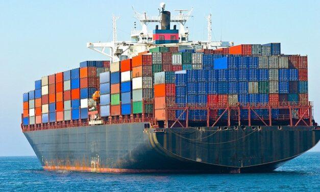 Se triplica el precio del transporte marítimo por la crisis de contenedores