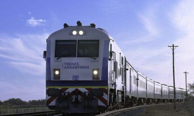 Trenes Argentinos anuncia el retorno de los trenes de larga distancia