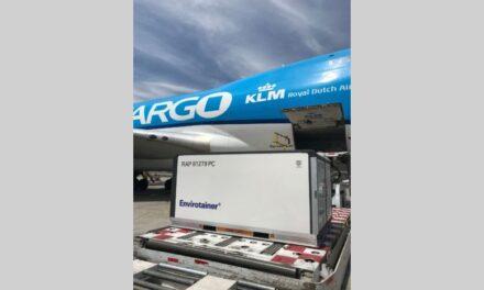 Los aviones listos para transportar la vacuna contra el coronavirus