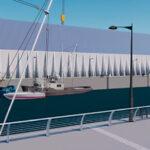 El Puerto de Bahia Blanca recuperará el muelle de pescadores