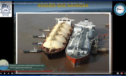 El cabotaje marítimo ayudará al desarrollo de la Patagonia