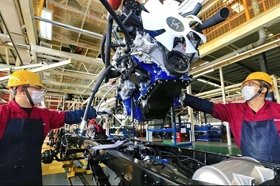 La industria creció 4,3% en septiembre respecto de agosto y 3,4% interanual