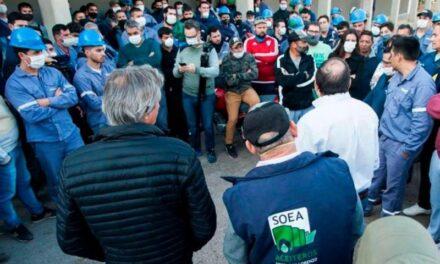 Trabajadores de Vicentín aseguraron sus puestos de empleo por un año